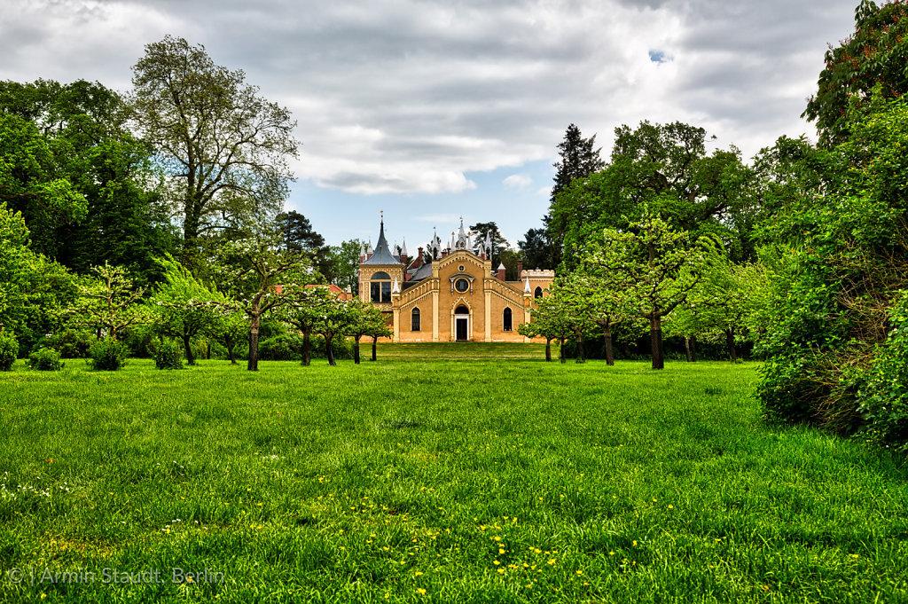 Woerlitzer Park: gothic house
