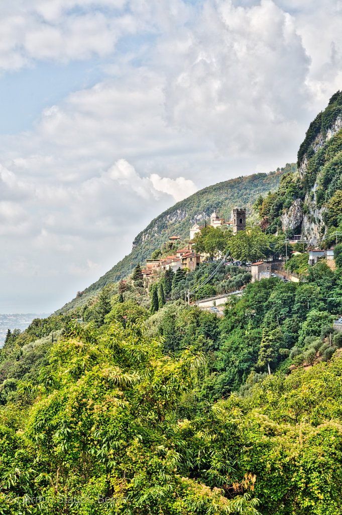 HDR shot of Casoli LU, Tuscany Italy