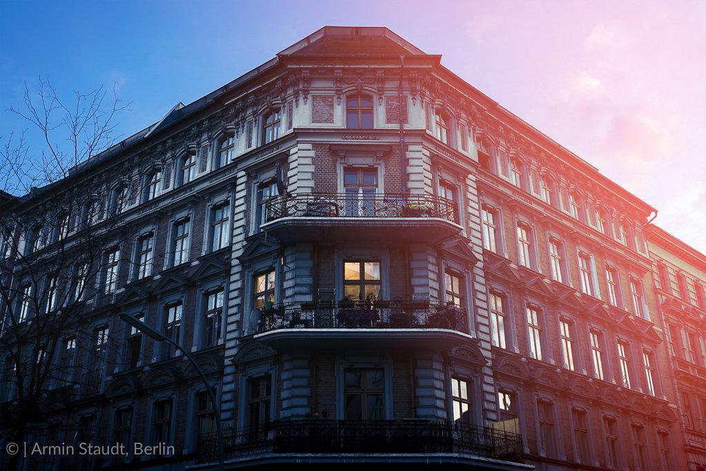 beautiful old house in Berlin Kreuzberg